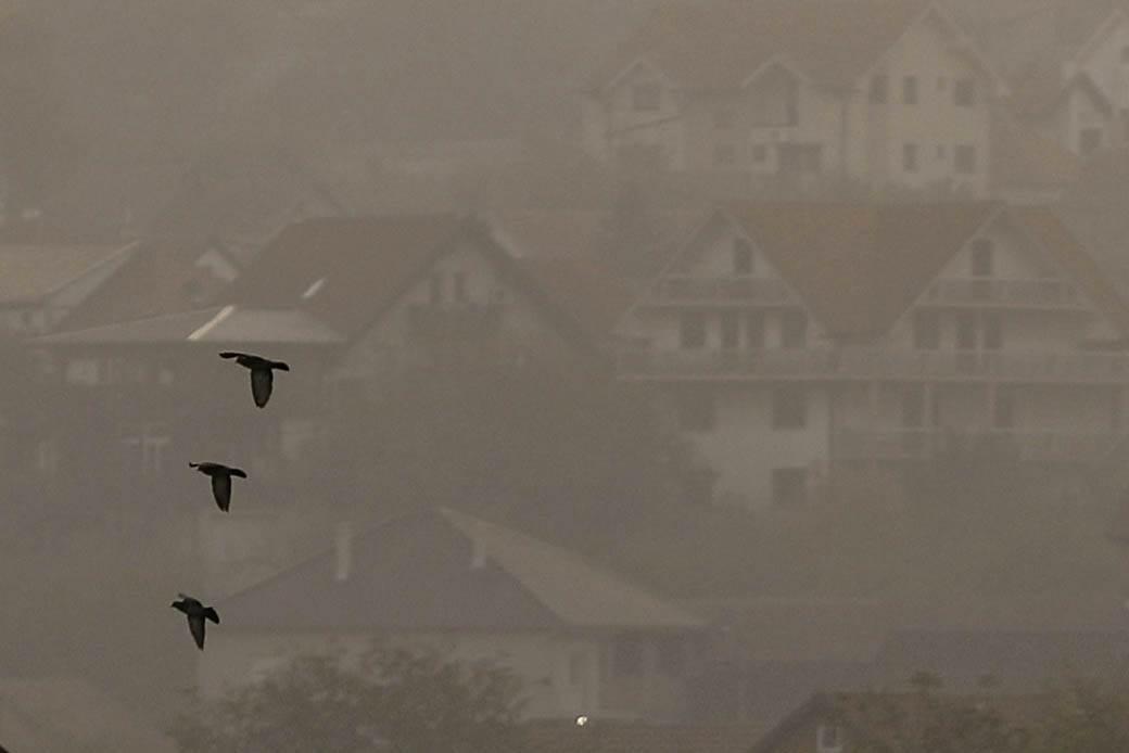 zagađen vazduh zagađenje beograd
