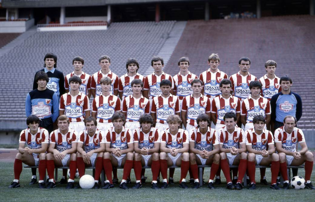 Tim Crvene zvezde iz 1983. godine