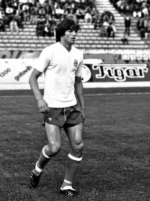 Ivan Gudelj (utakmica Crvena zvezda - Hajduk 1:3, 10.05.1981.)