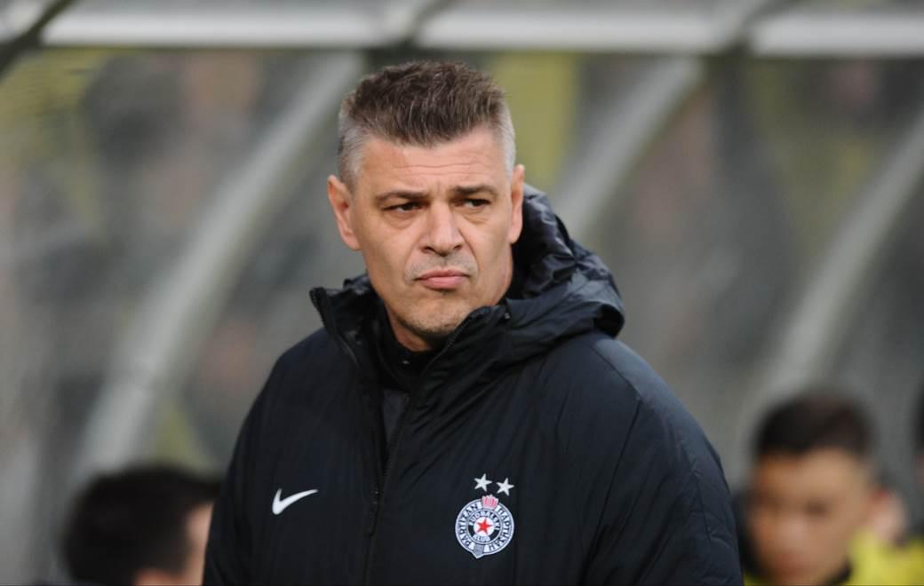 Savo Milošević, Partizan