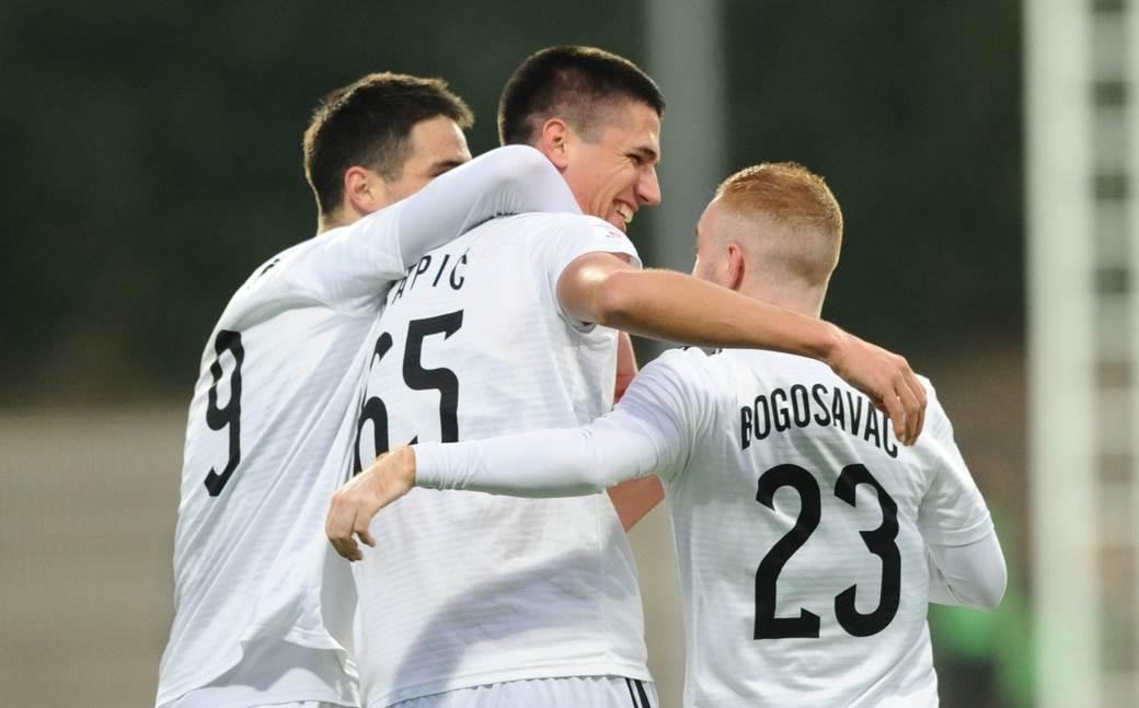 Čukarički, Stefan Šapić, Miroslav Bogosavac