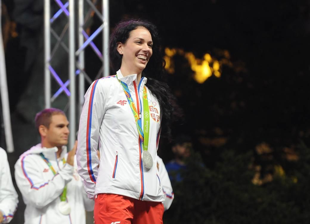 Tijana Bogdanović.