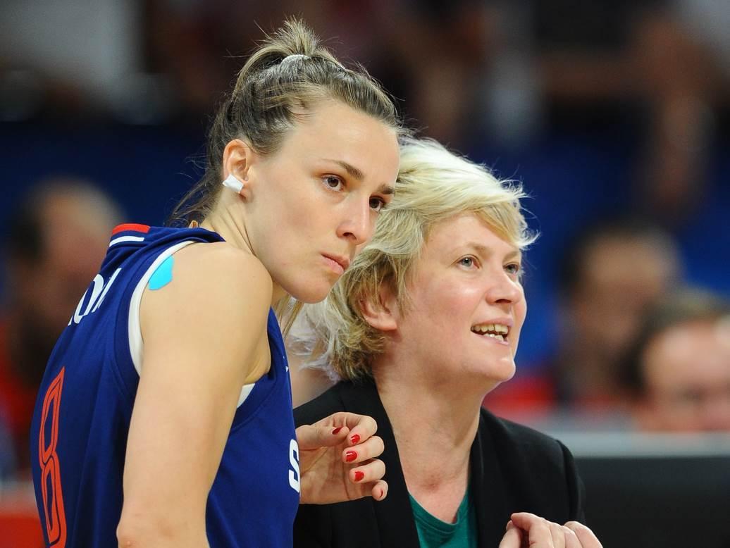Nevena Jovanović, Marina Maljković