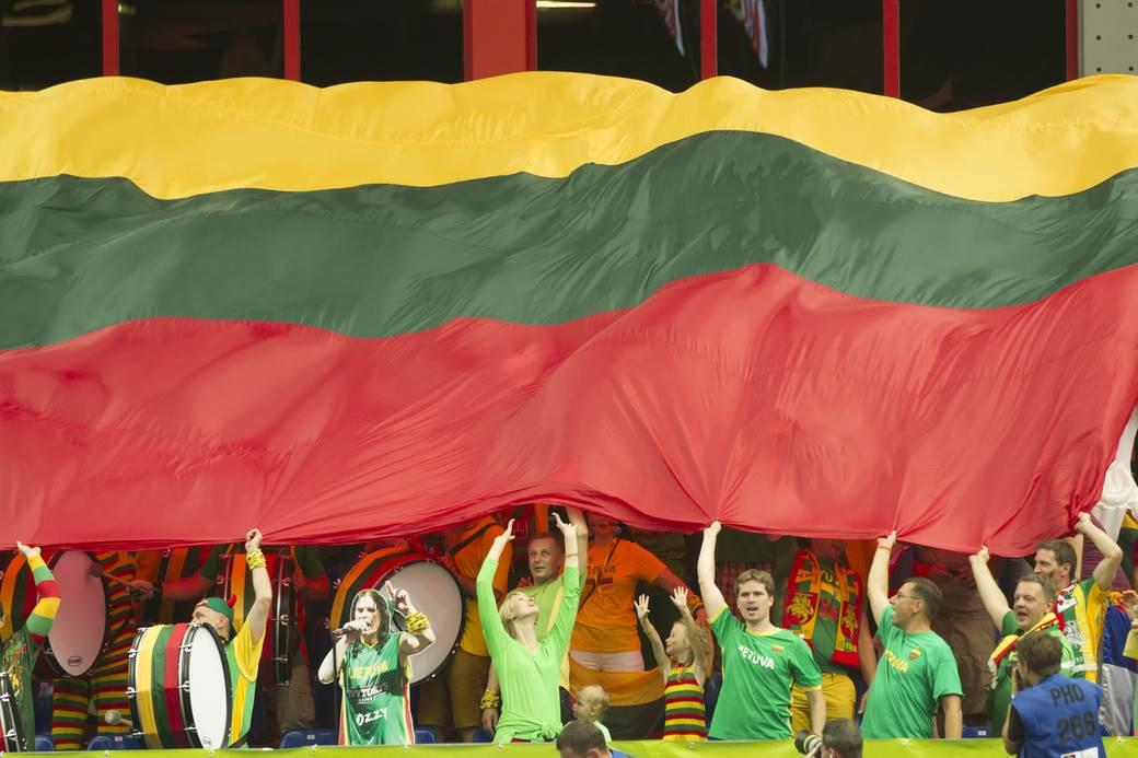 Litvanija, navijači