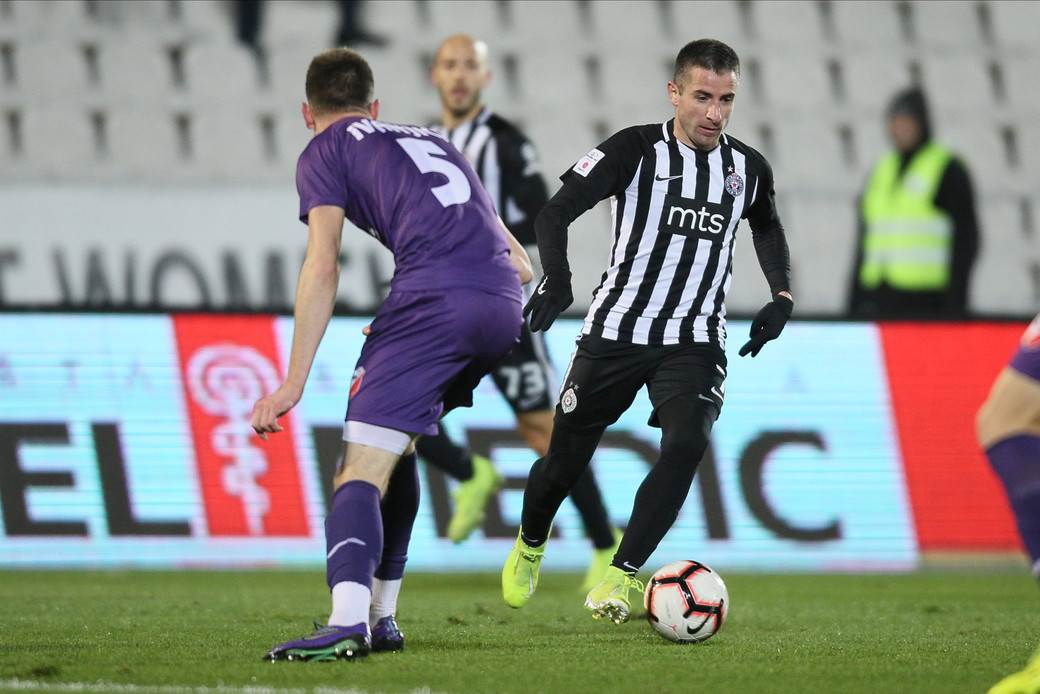 Partizan, Javor, Zoran Tošić