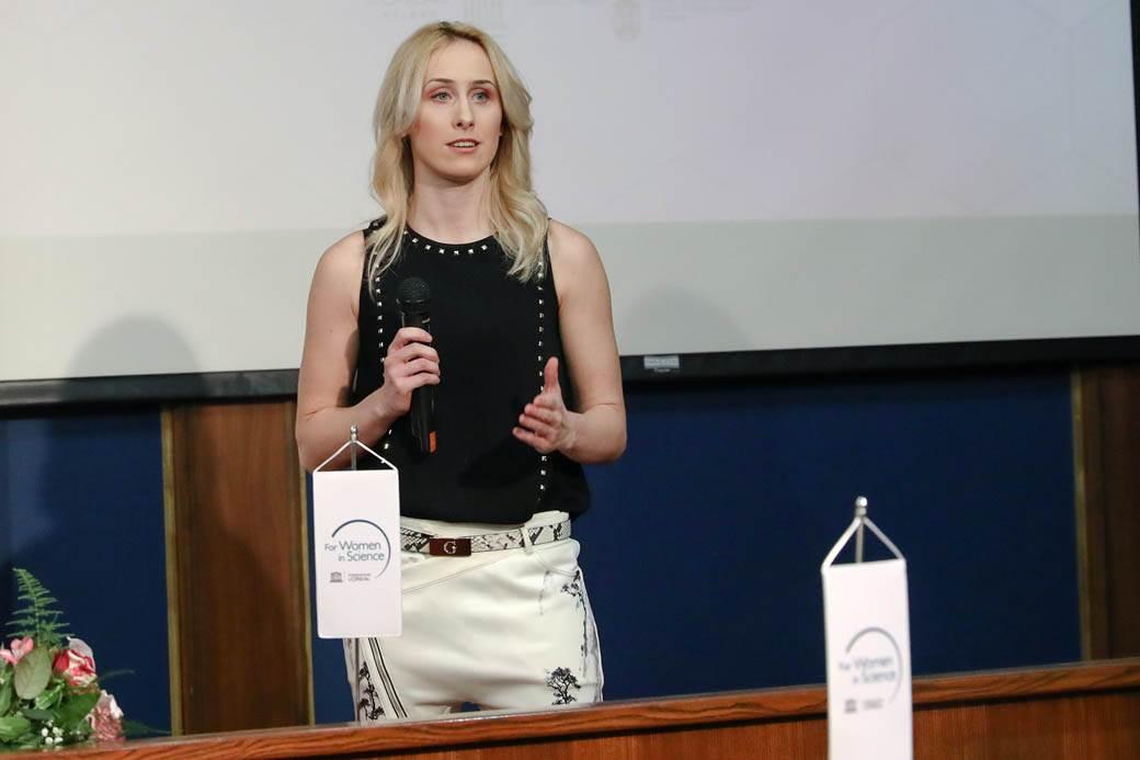 emilija stojanović naučnica women in science