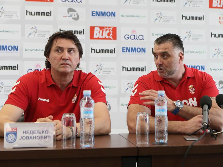 Nenad Peruničić, Nedeljko Jovanović