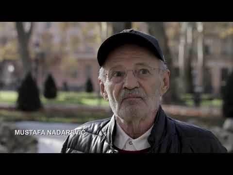"""Mustafa Nadarević o raku pluća za kampanju """"Udahni za život"""""""