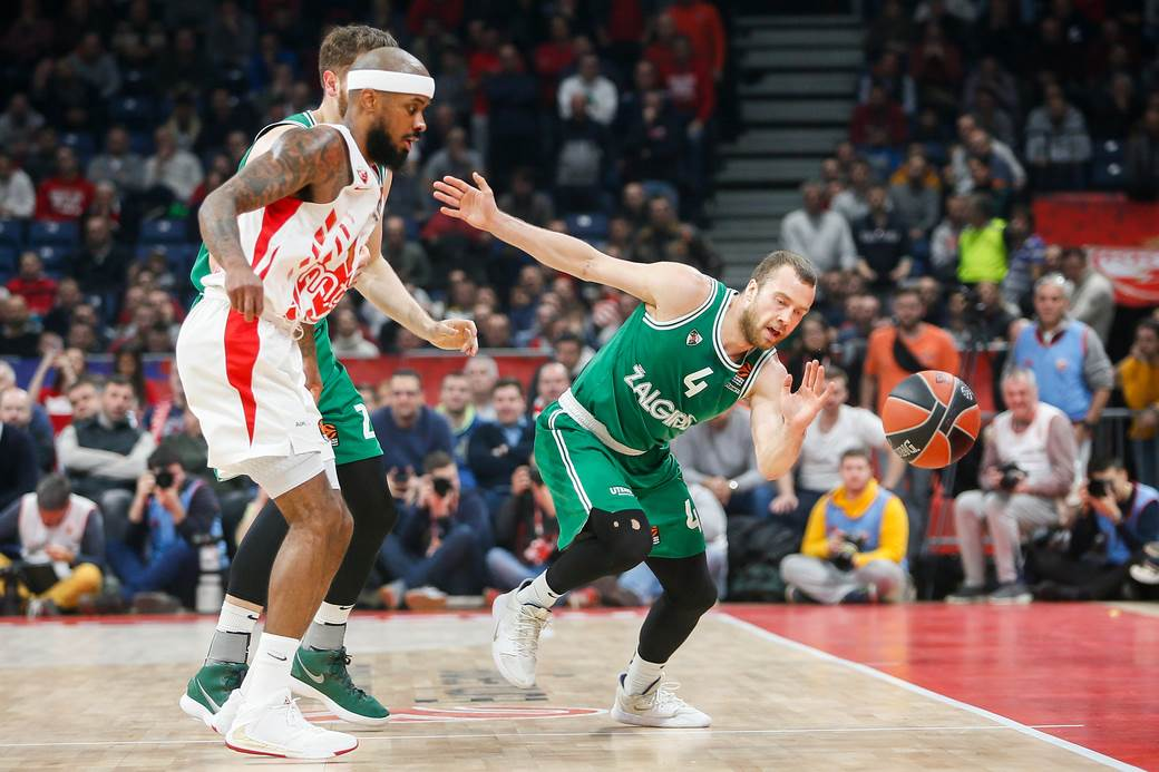 BASKETBALL;EUROLEAGUE;CRVENA ZVEZDA;RED STAR;ZALGIRIS KAUNAS