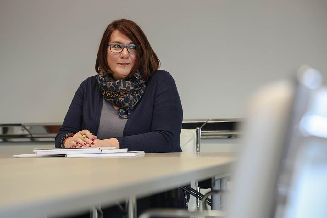 Miroslava Gaćeša, direktorka Sektora za upravljanje rizicima u Deloitte Srbija