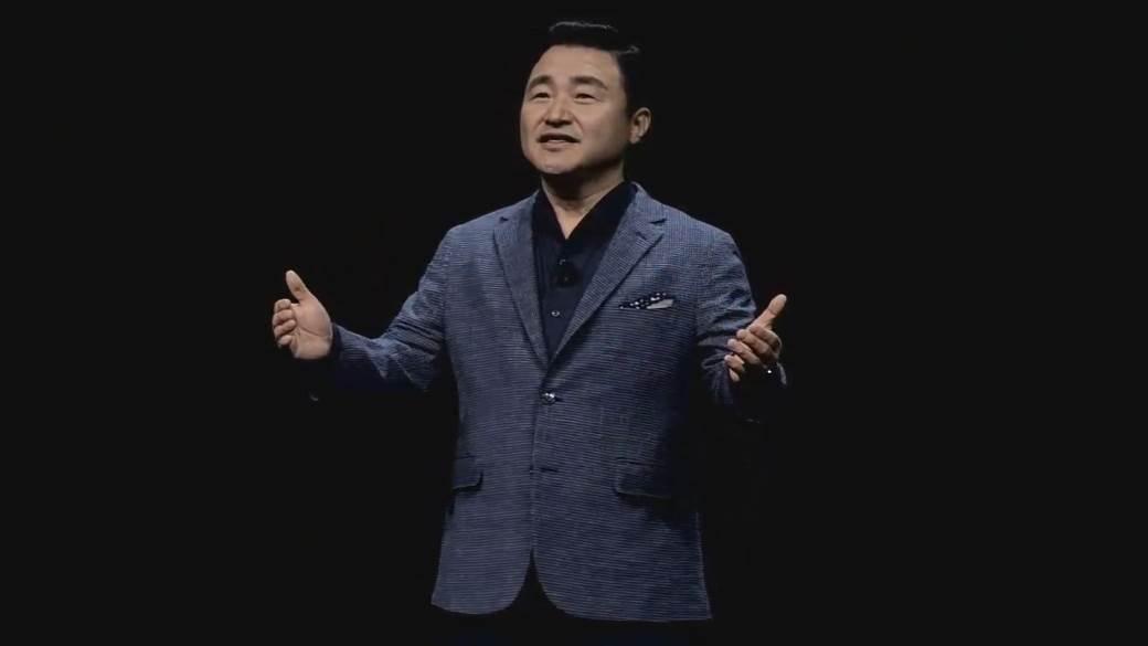 TM Roh, Samsung direktor