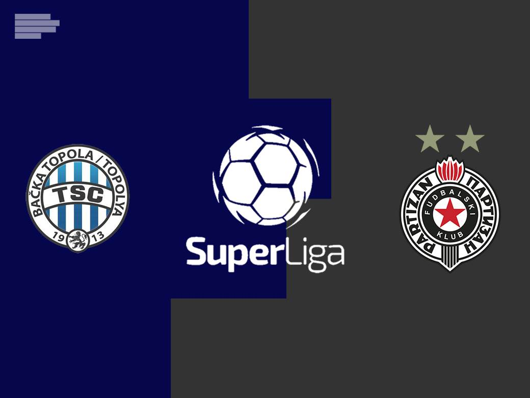 TSC, Partizan, Superliga