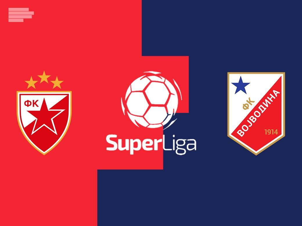 Crvena zvezda, Vojvodina, Superliga 21. kolo