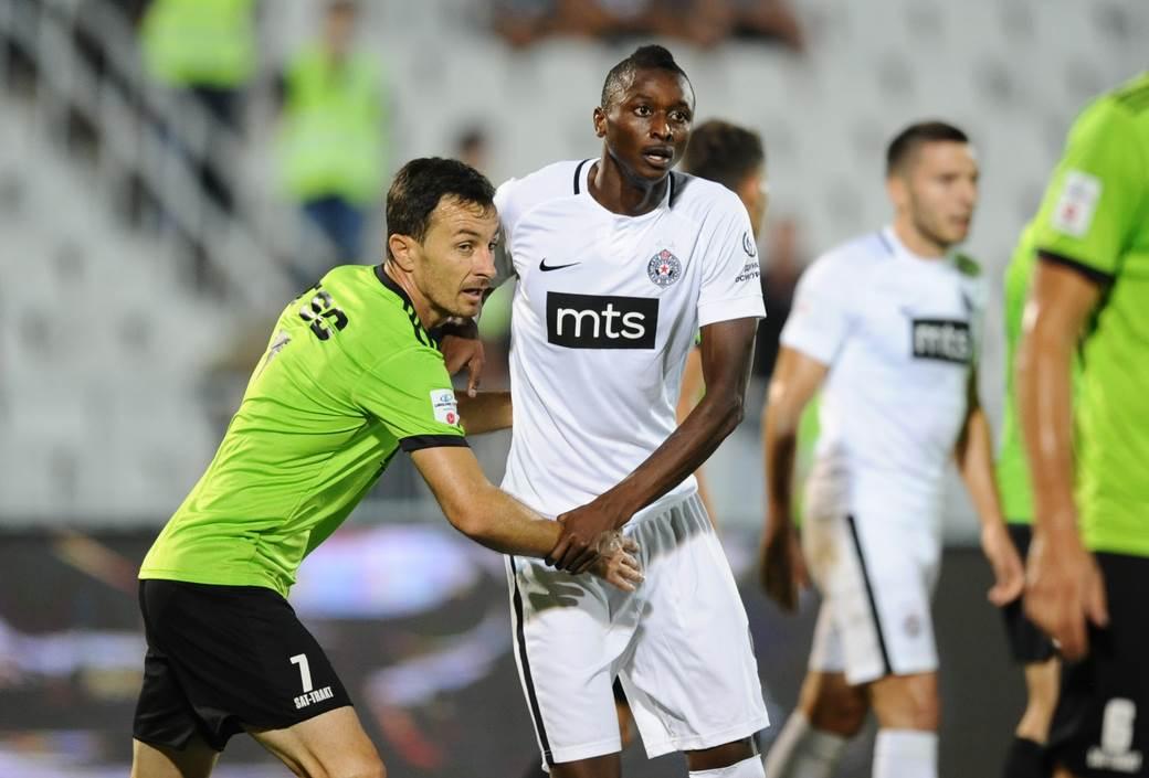Umar Sadik Partizan TSC