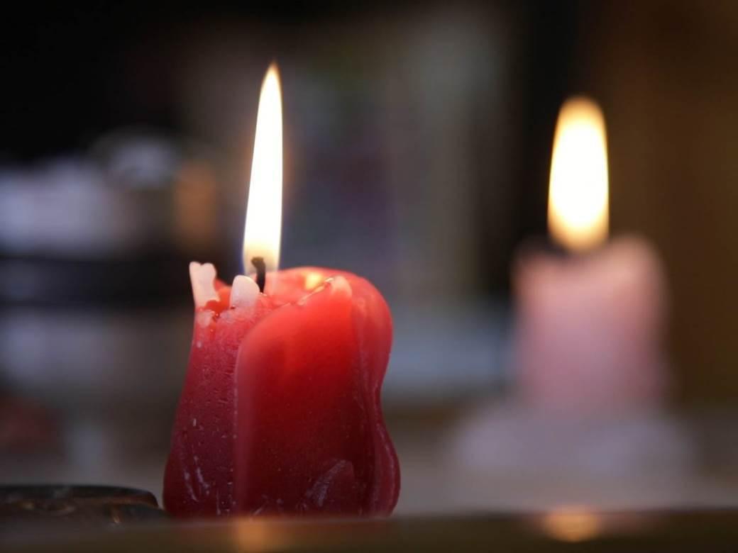 ukrasna sveća