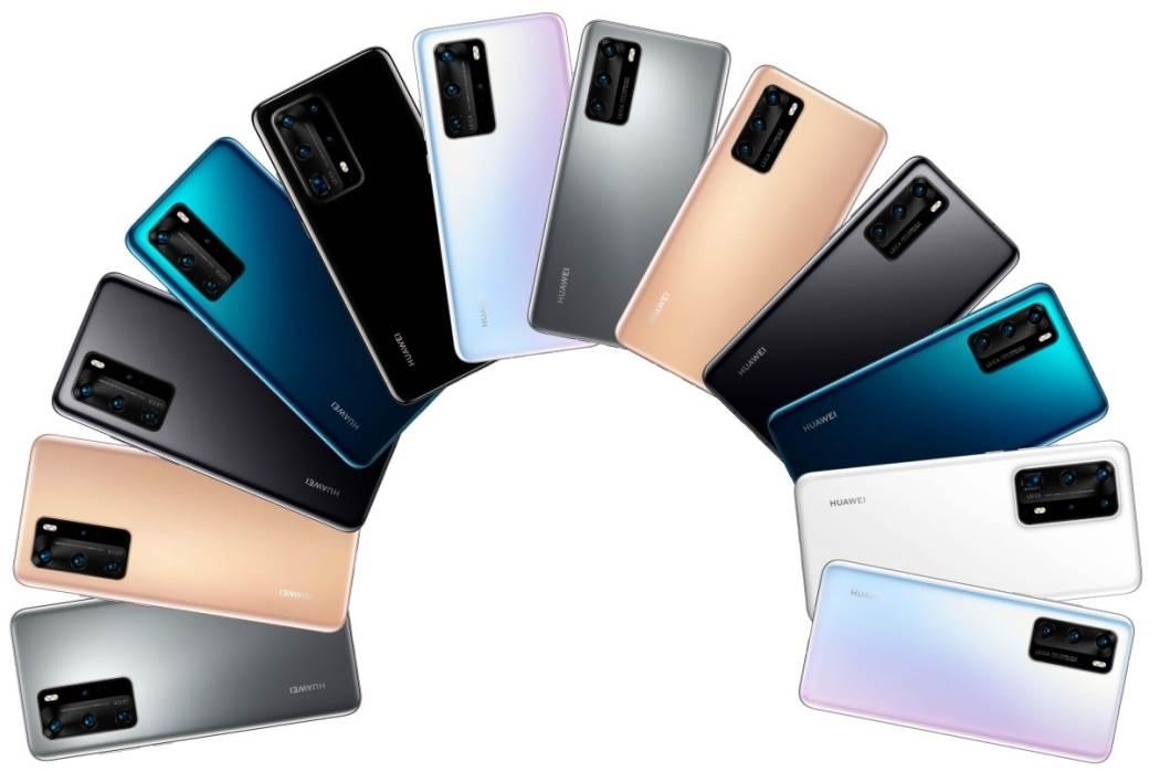 Huawei P40 svi telefoni