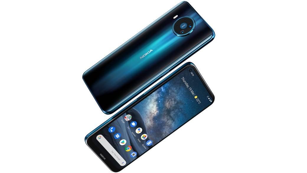 Nokia 8.3 5G telefon, Nokia 8.3 5G cena 599 evra, Nokia 8.3 5G cena 649 evra, opis, slike, video