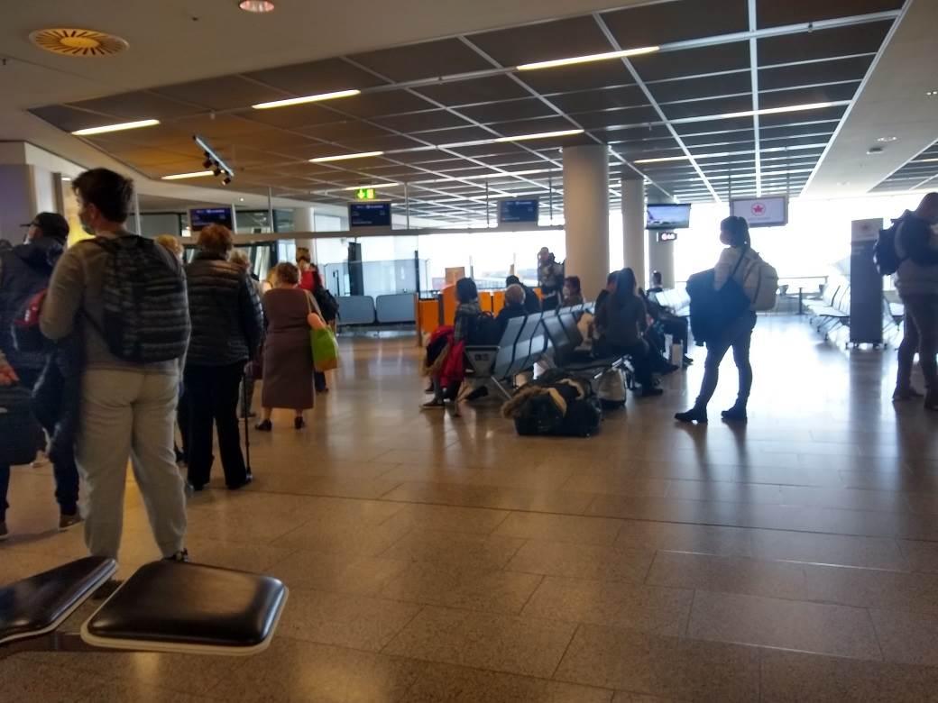 aerodrom putnici frankfurt srbi povratnici