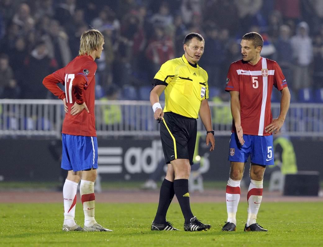 Srbija Estonija 2010.
