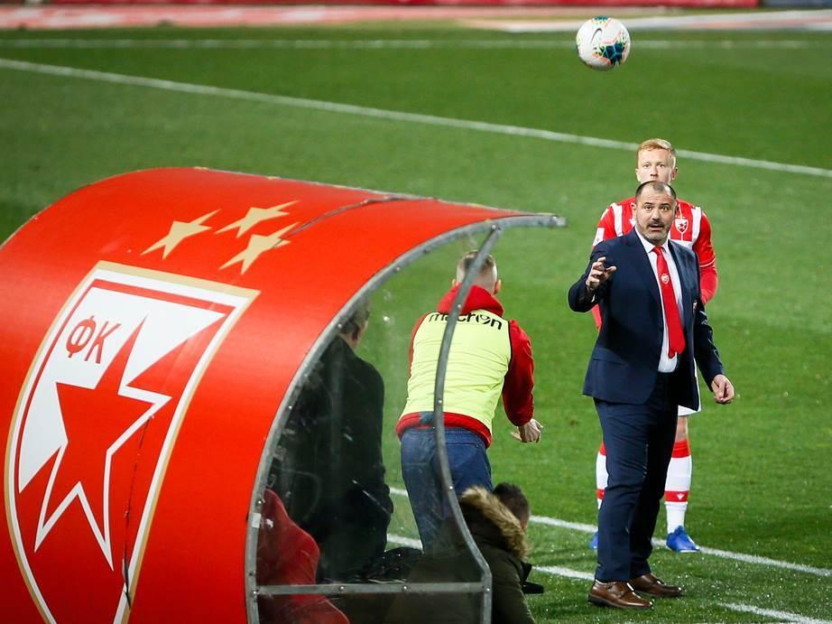 Dejan Stanković FK Crvena zvezda