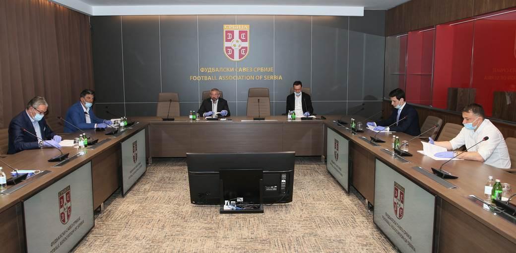 Slaviša Kokeza Marko Pantelić Šurbatović Jovan Vladimir Matijašević Fudbalski savez Srbije