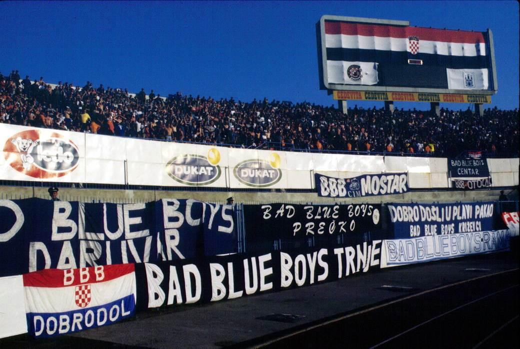 BBB, navijači Dinama, Maksimir, Dinamo