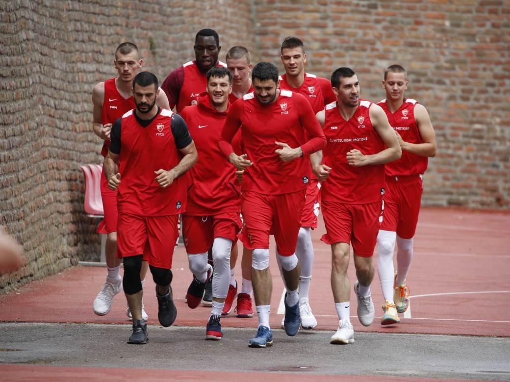 KKCZ, Crvena zvezda, KK Crvena zvezda, Jagodić Kuridža, Branko Lazić