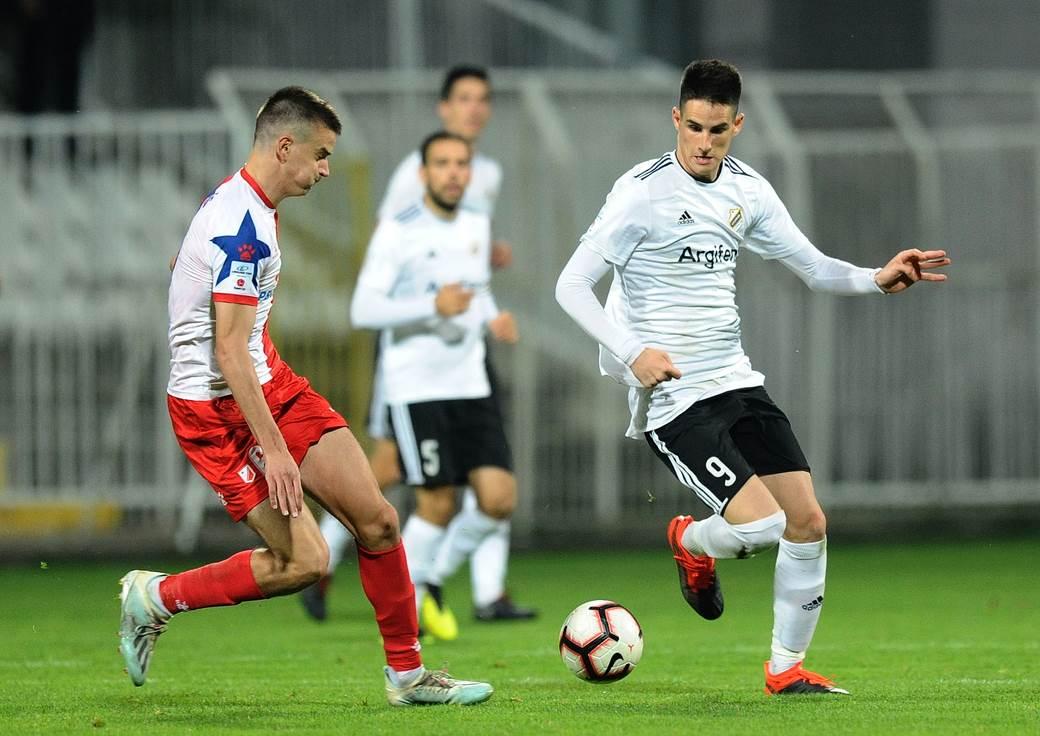 Mirko Topić (Vojvodina) i Slobodan Tedić (Čukarički).