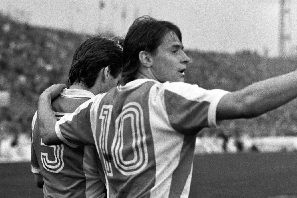 Marko Elsner i Dragan Stojković Piksi