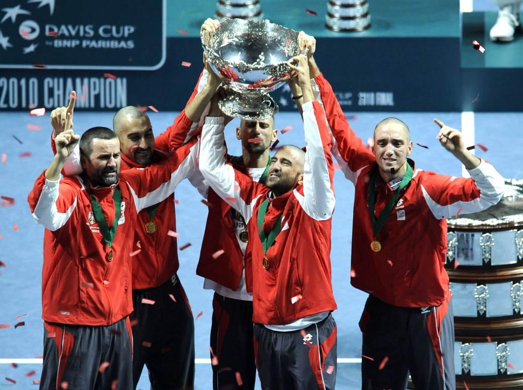 Dejvis kup Srbija 2010.