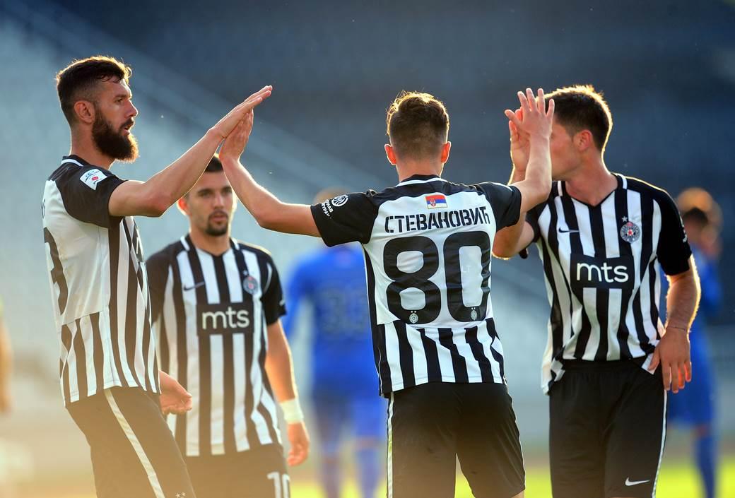 FK Partizan, Filip Stevanović