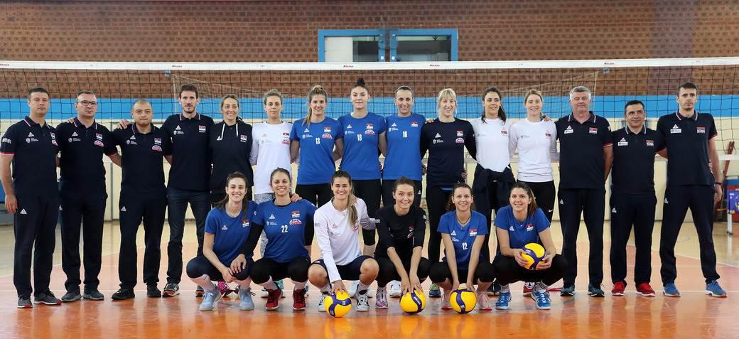 VOLLEYBALL;SERBIA