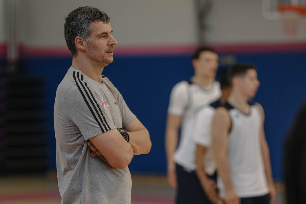 vlada jovanović trener mega bemax