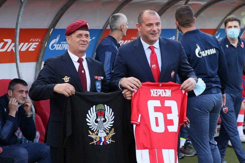 FOOTBALL;SUPERLEAGUE NATIONAL CHAMPIONSHIP;CRVENA ZVEZDA;RED STAR;PROLETER  NOVI SAD