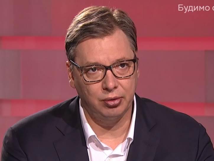 Aleksandar Vučić mere Beograd zatvaranje grada