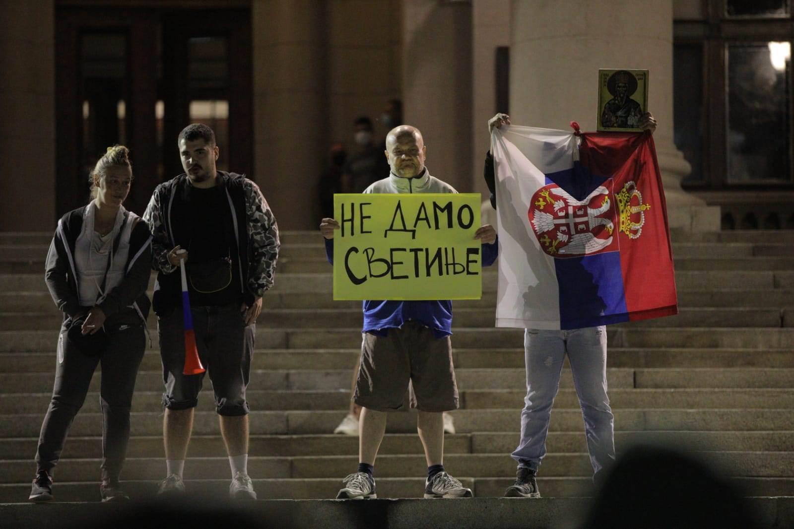 protesti skupština