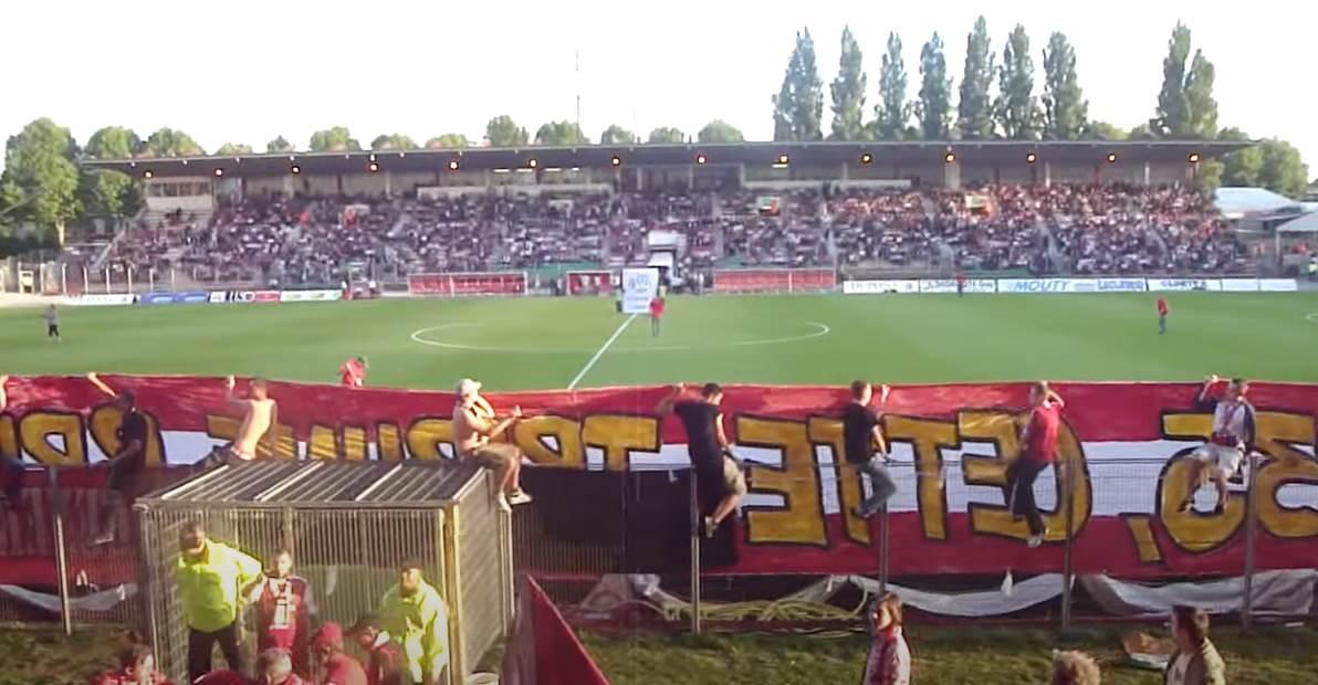 Stari stadion Valensijena, Nanžeser