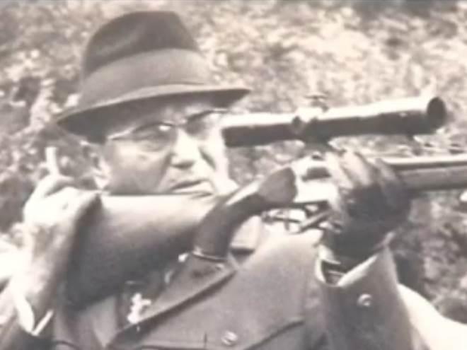 Tito u lovu