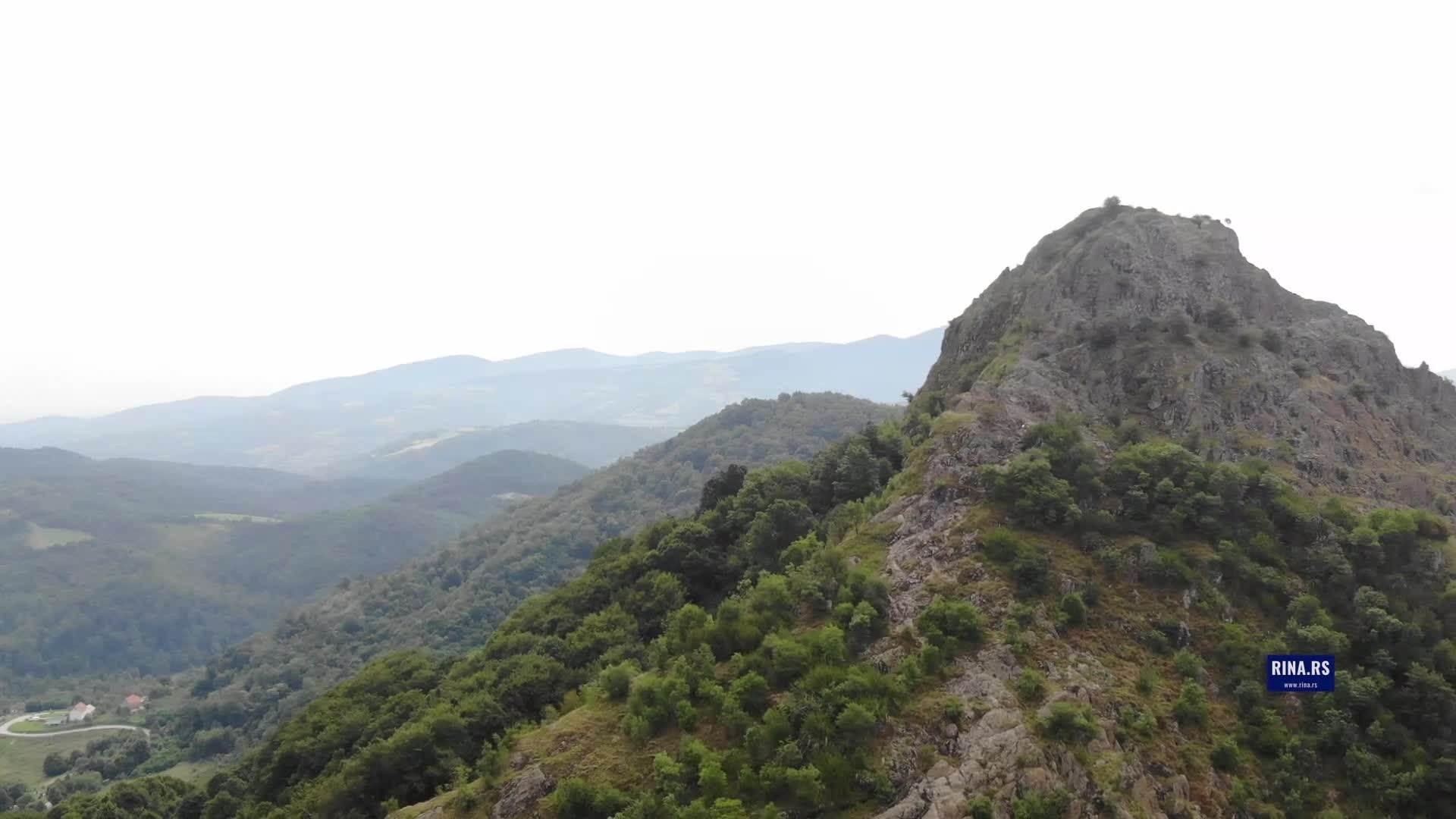 Planina Rudnik trgovački i administrativni centar Srbije