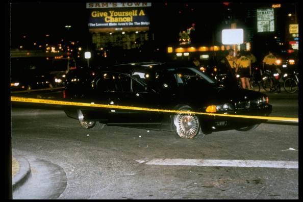 1996 Assassins Behind Black Car Crime Driveby Fatally Friend Kni