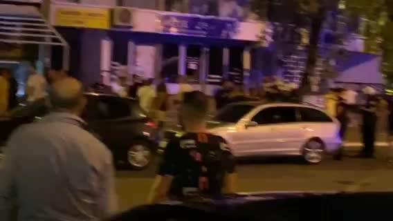 Sukobi Podgorica stadion Budućnosti