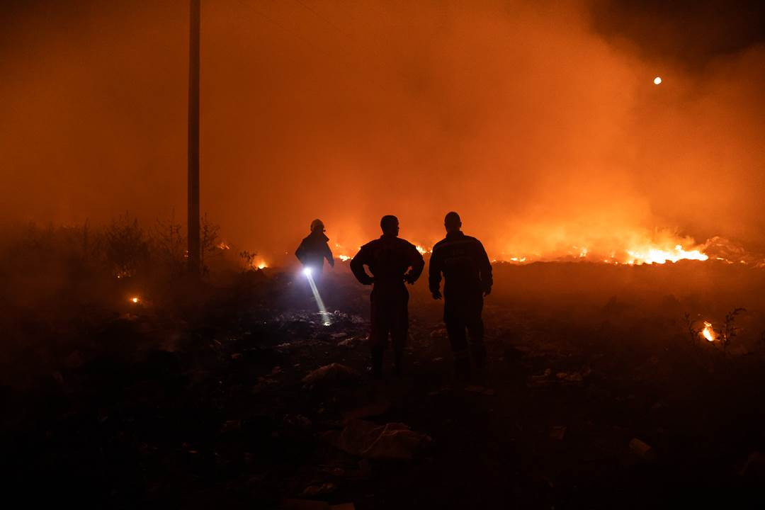 Deponija požar (6)
