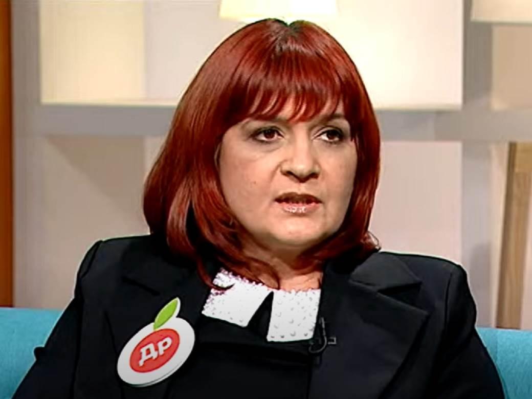 pedijatar dr mirjana mićović