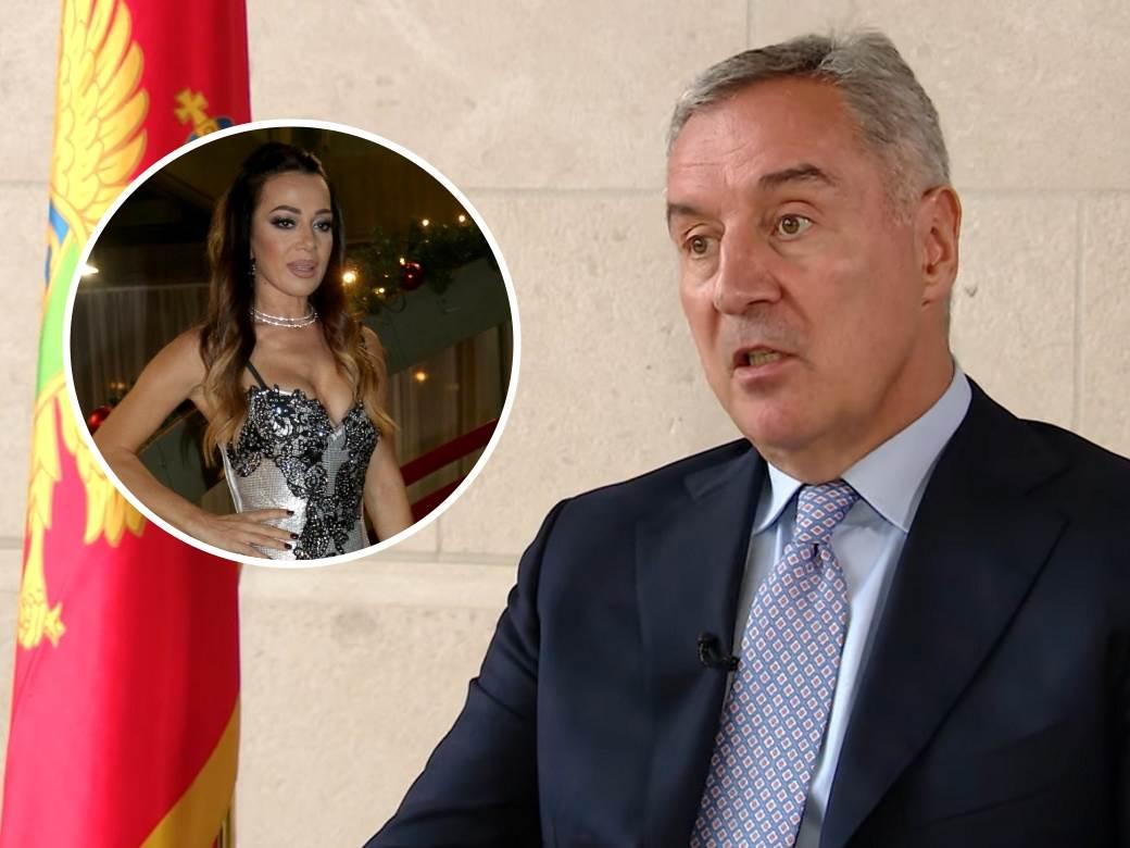 I ceca djukanovic milo Montenegro election: