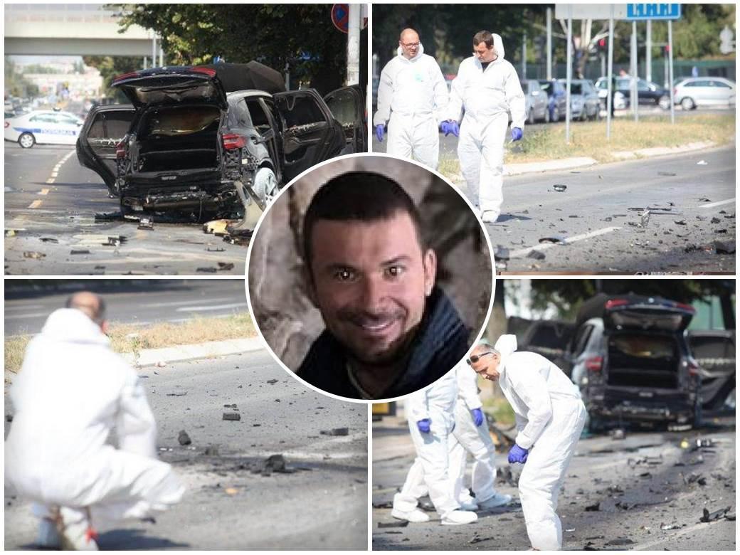 strahinja stojanović, ubistvo, eksplozija 2