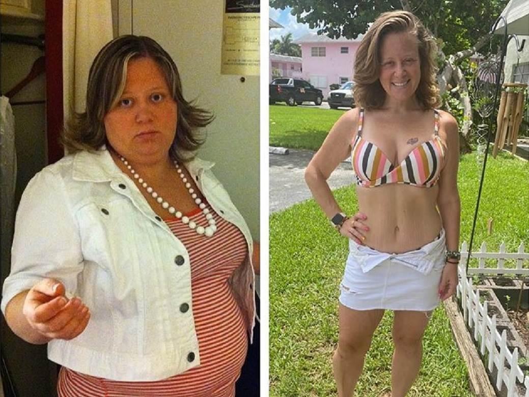 gubitak kilograma nekad i sada