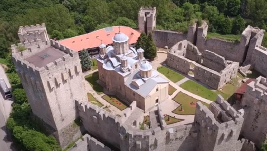 manastiri resava