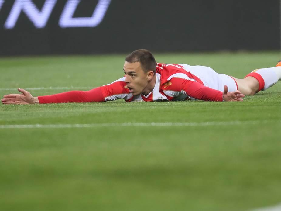 Milan Rodić u Zvezdi.