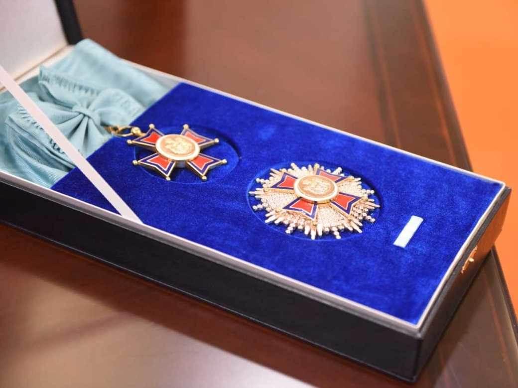 Orden za princa od Monaka