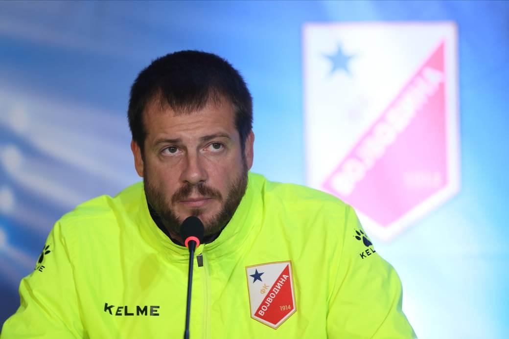Nenad Lalatović u Vojvodini.
